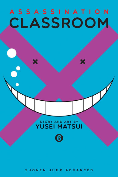 Assassination Classroom TP Vol. 06