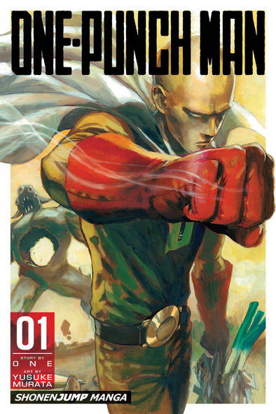 One Punch Man TP Vol. 01