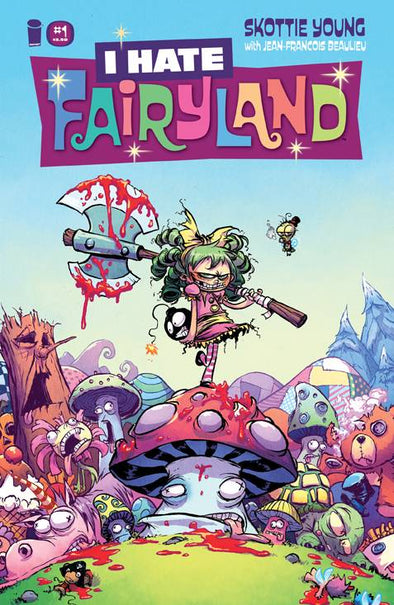 I Hate Fairyland (2015) #01
