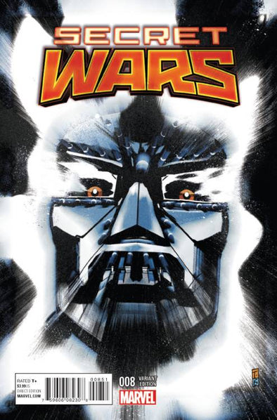 Secret Wars (2015) #08 (Tomm Coker Variant)