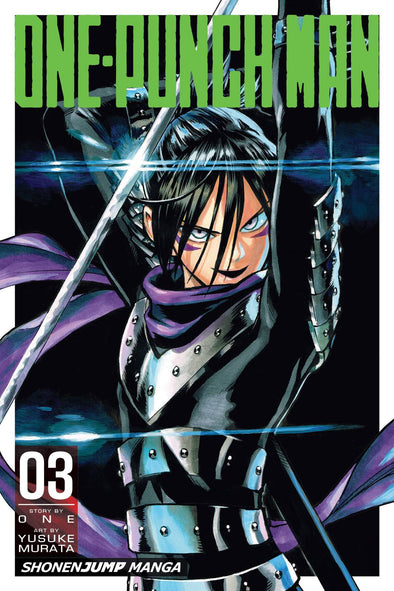 One Punch Man TP Vol. 03