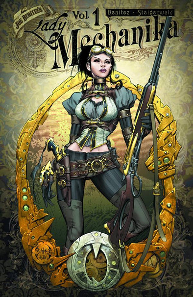 Lady Mechanika TP Vol. 01: The Mystery of Mechanical Corpse