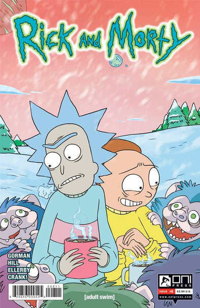 Rick and Morty #08