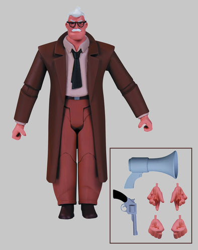 Batman: The Animated Series - Commissioner Gordon