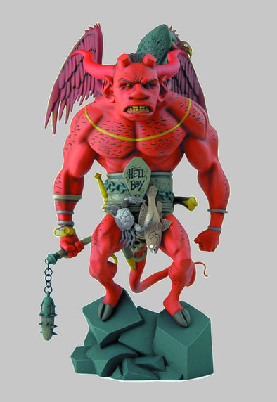 Hellboy The First Hellboy Statue