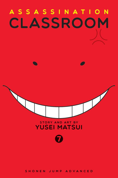 Assassination Classroom TP Vol. 07