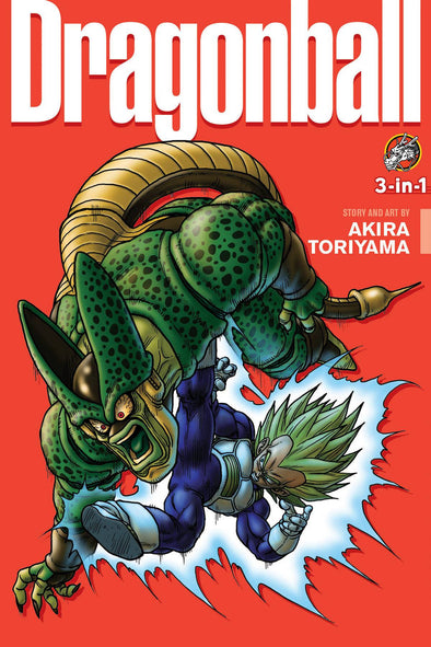 Dragon Ball 3-in-1 TP Vol. 11