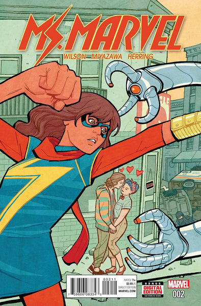 Ms. Marvel (2015) #02