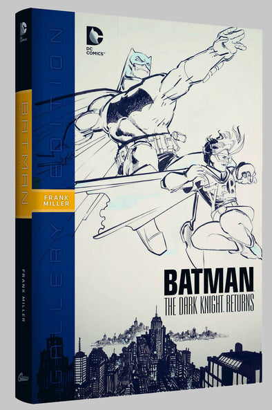 Batman: Dark Knight Returns Gallery ED HC