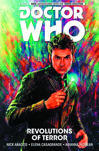 Doctor Who 10th TP Vol. 01: Revolutions of Terror