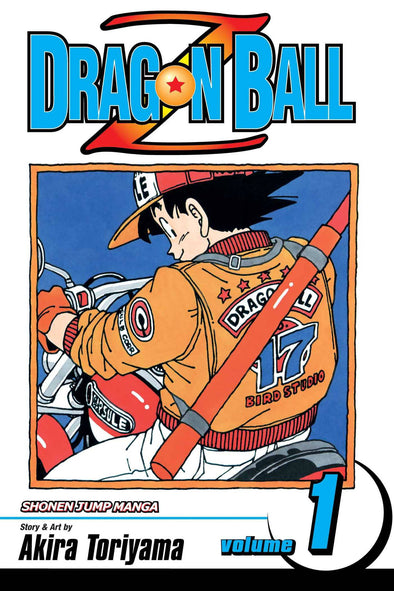 Dragon Ball Z TP Vol. 01