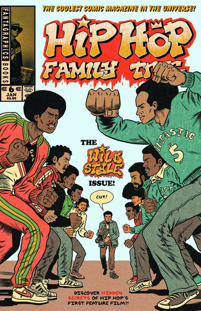 Hip Hop Family (2015) #06