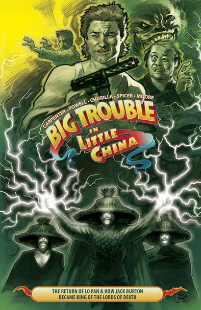 Big Trouble in Little China TP Vol. 02