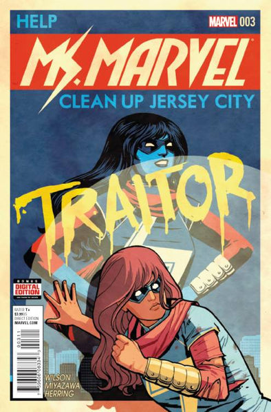 Ms. Marvel (2015) #03