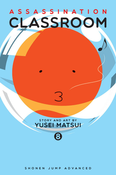 Assassination Classroom TP Vol. 08