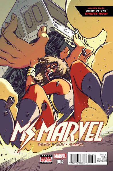 Ms. Marvel (2015) #04