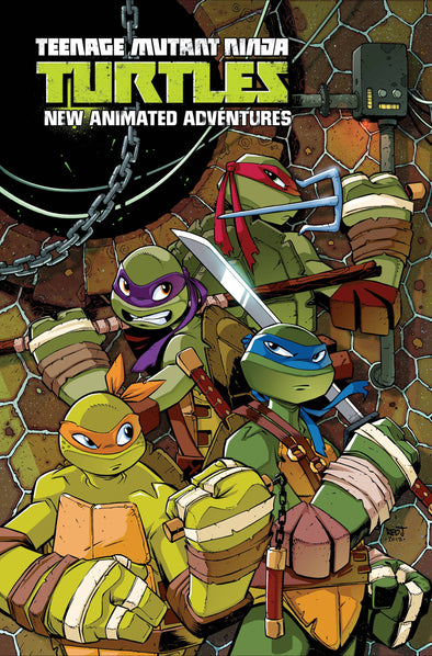 Teenage Mutant Ninja Turtles: New Animated Adventures TP Vol. 01