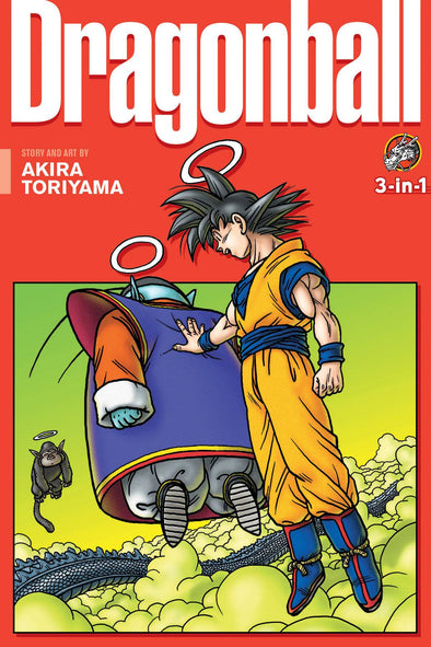 Dragon Ball 3-in-1 TP Vol. 12
