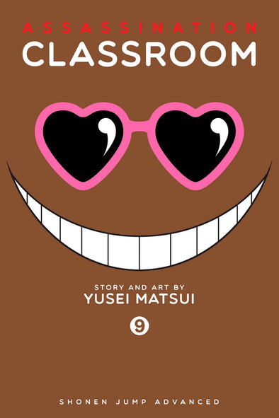 Assassination Classroom TP Vol. 09