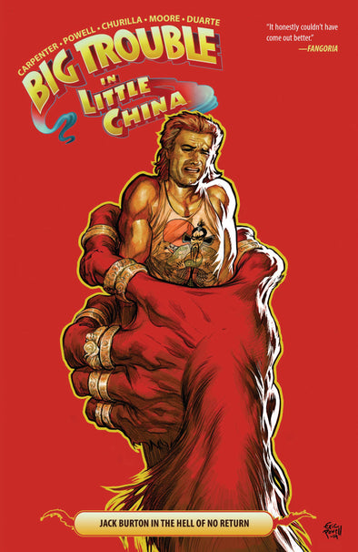 Big Trouble in Little China TP Vol. 03