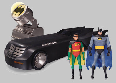 Batman: The Animated Series - The Batmobile