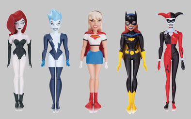 Batman: The Animated Series - Girls Night Out 5 pack