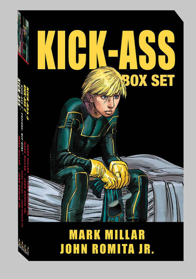 Kick-Ass TP Box Set
