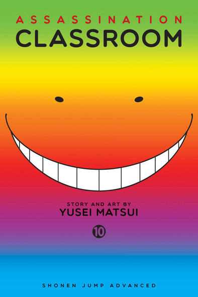 Assassination Classroom TP Vol. 10