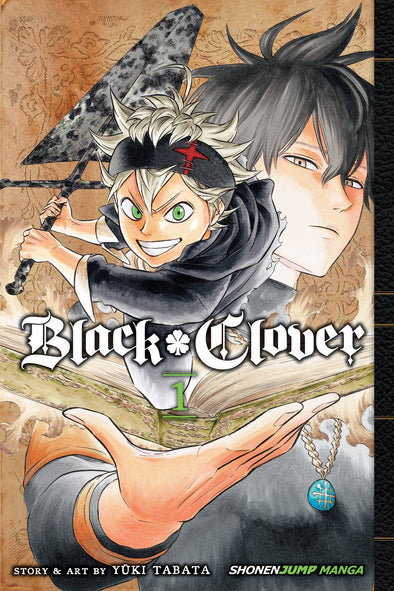 Black Clover TP Vol. 01