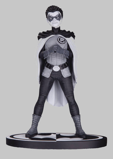 Batman Black & White Statue: Robin by Frank Quietly