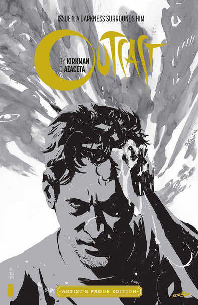 Image Giant Sized Artist Proof ED: Outcast by Kirkman & Azaceta