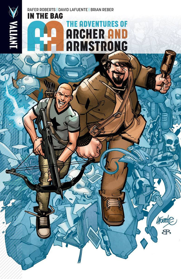 A&A: The Adventures of Archer & Armstrong TP Vol. 01