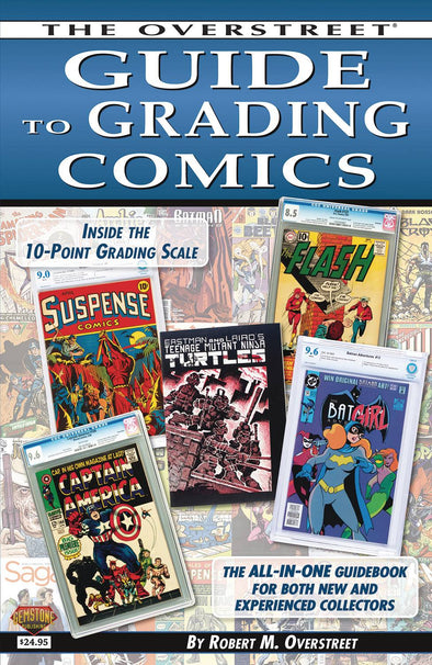 Overstreet Guide to Grading Comics (2016) TP