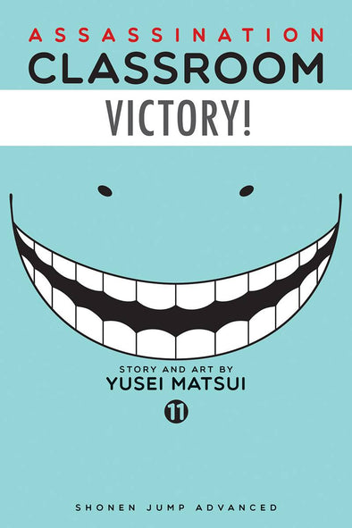 Assassination Classroom TP Vol. 11