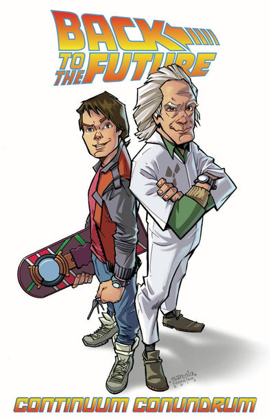 Back to the Future TP Vol. 02