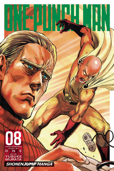 One Punch Man TP Vol. 08