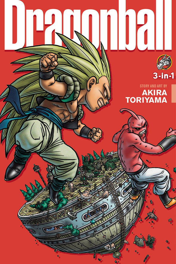 Dragon Ball 3-in-1 TP Vol. 14