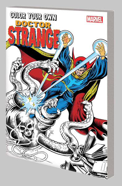 Colour Your Own Doctor Strange