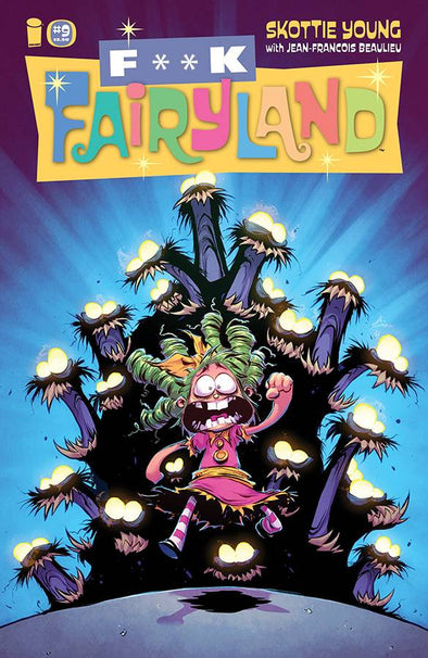 I Hate Fairyland (2015) #09 (F**K Fairyland Variant)
