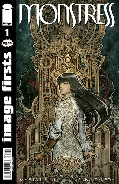 Image Firsts: Monstress #01