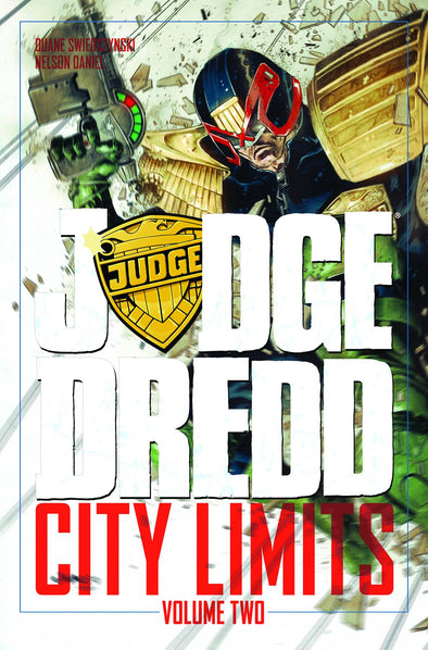 Judge Dredd: City Limits TP Vol. 02