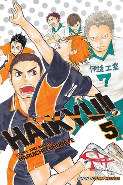 Haikyu TP Vol. 05