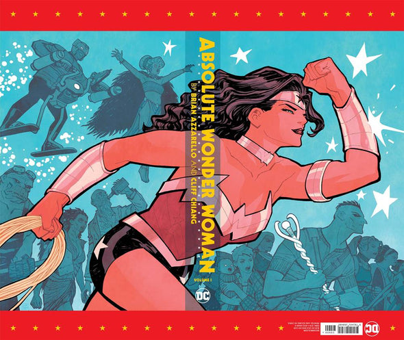 Absolute Wonder Woman By Azzarello & Chiang HC Vol. 01