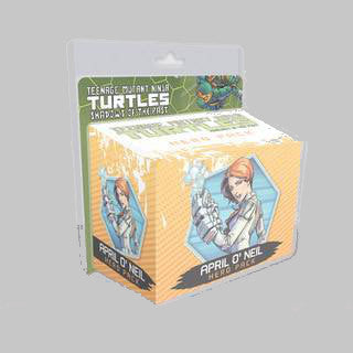 Teenage Mutant Ninja Turtles: Shadows of the Past Board Game April Hero Pack
