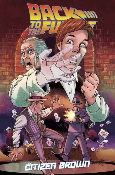Back to the Future: Citizen Brown TP