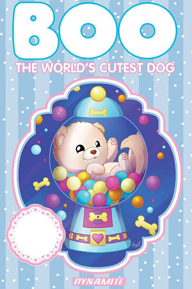 Boo Worlds Cutest Dog: Walk in the Park HC