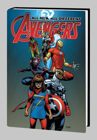 All-New All-Different Avengers Vol. 01 HC