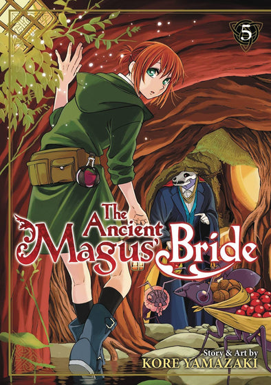 Ancient Magus Bride TP Vol. 06