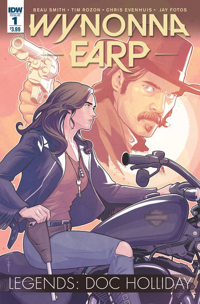 Wynonna Earp Legends Doc Holiday (2017) #01