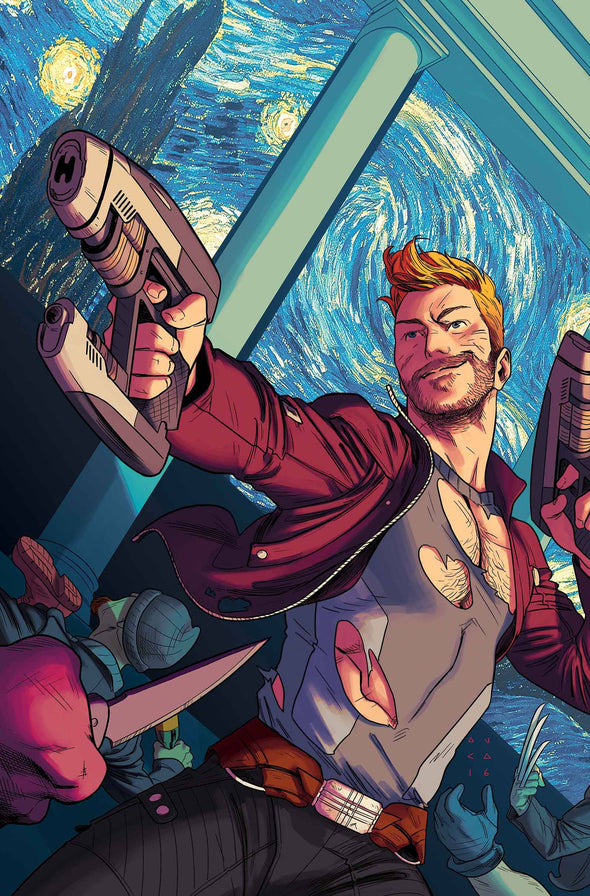 Star-Lord by ANKA Poster